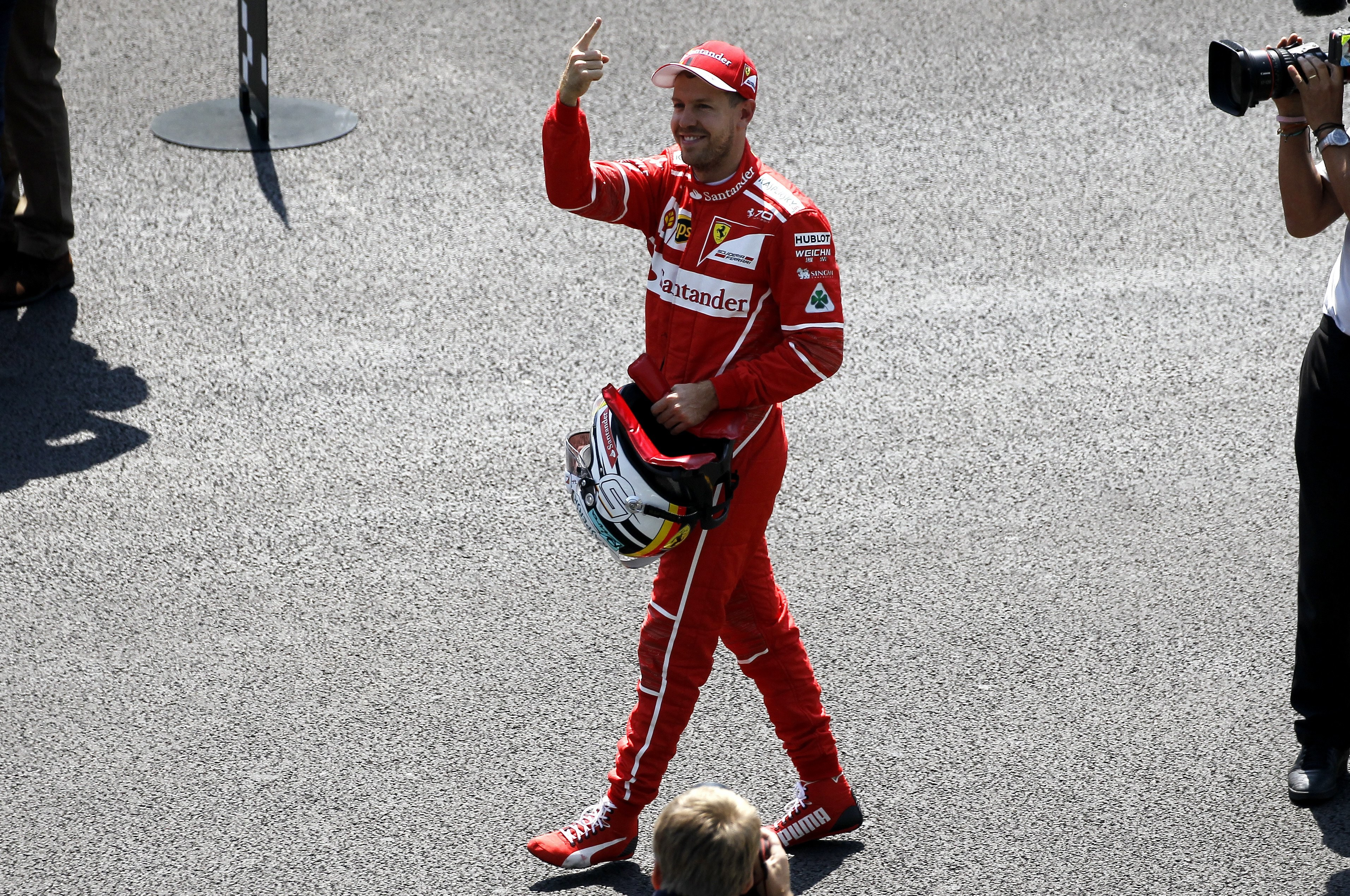 50 Pole Position w karierze Sebastiana Vettela Typy na GP Meksyku (wyścig) - STS