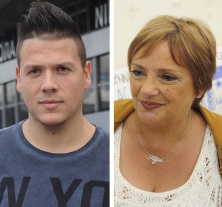 Nadica Zeljković nazvala Slobu Radanovića PARAZITOM I LENČUGOM, pa se oglasio pevač!