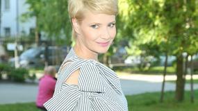 Modna Kożuchowska - znów wygląda świetnie!