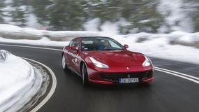 Ferrari GTC4 Lusso - weekend w górach