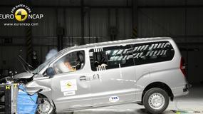 Euro NCAP: Ford Transit najbezpieczniejszym vanem