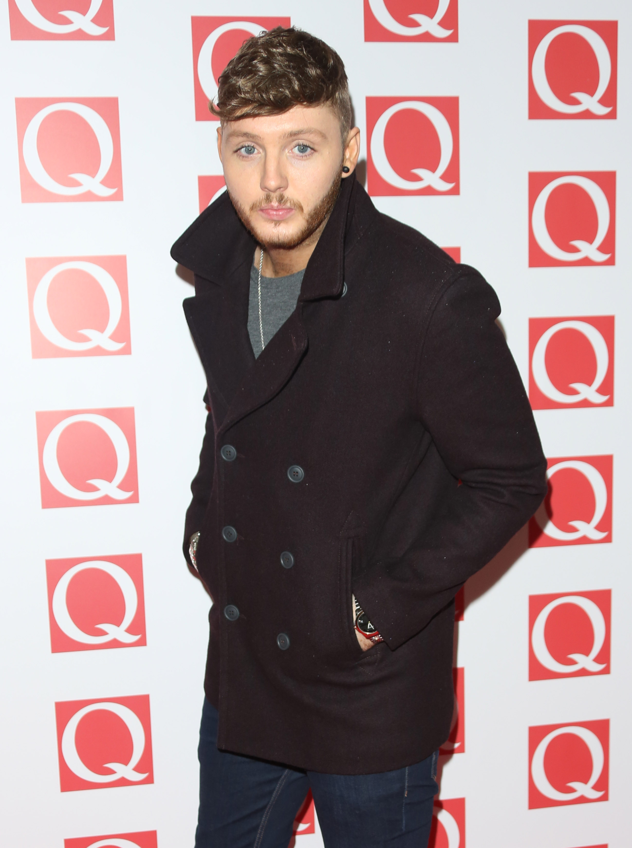 James Arthur na gali Q Awards 2013