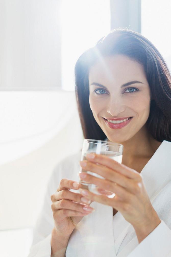 Vodu pijte uvek pre jela