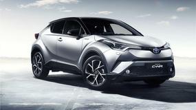 Toyota C-HR za 79,9 tys. zł