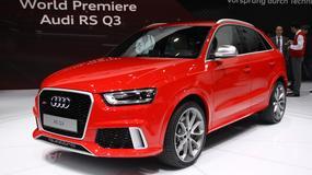Audi RS Q3 (Genewa 2013)