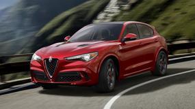 Alfa Romeo Stelvio – Giulia na sterydach