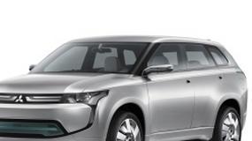 Mitsubishi PX-MiEV – kolejny Outlander