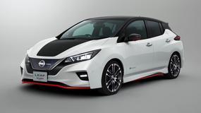 Nissan Leaf Nismo - elektryczny hot hatch