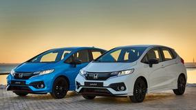 Honda Jazz: odświeżona i z nowym silnikiem 130 KM
