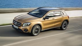 Mercedes GLA - zabiegi odmładzające