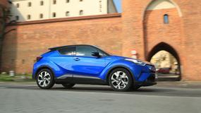 Toyota C-HR Hybrid - jak jeździć oszczędnie?