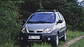 Renault Scenic RX4 - Tylko do rekreacji