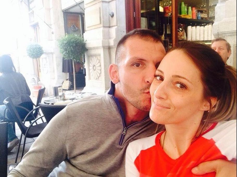 Danilo Ikodinović i Maja Ognjenović
