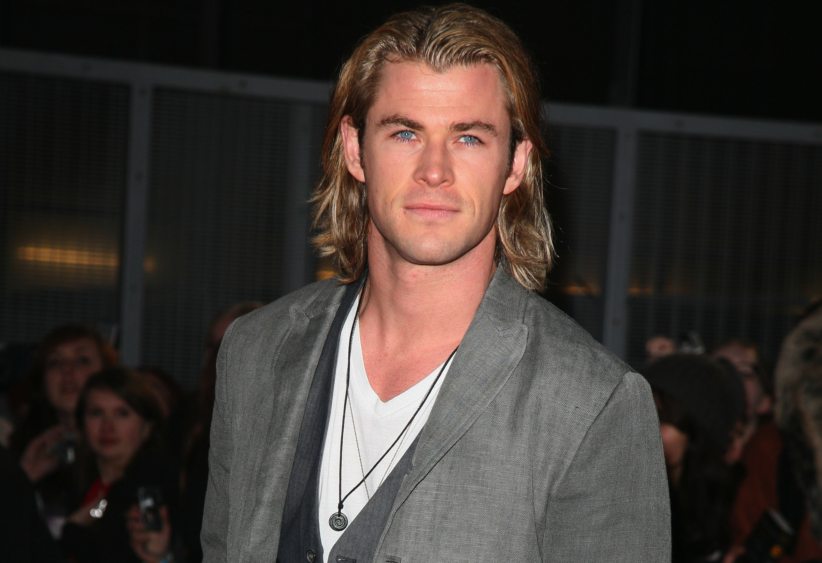 1. Chris Hemsworth