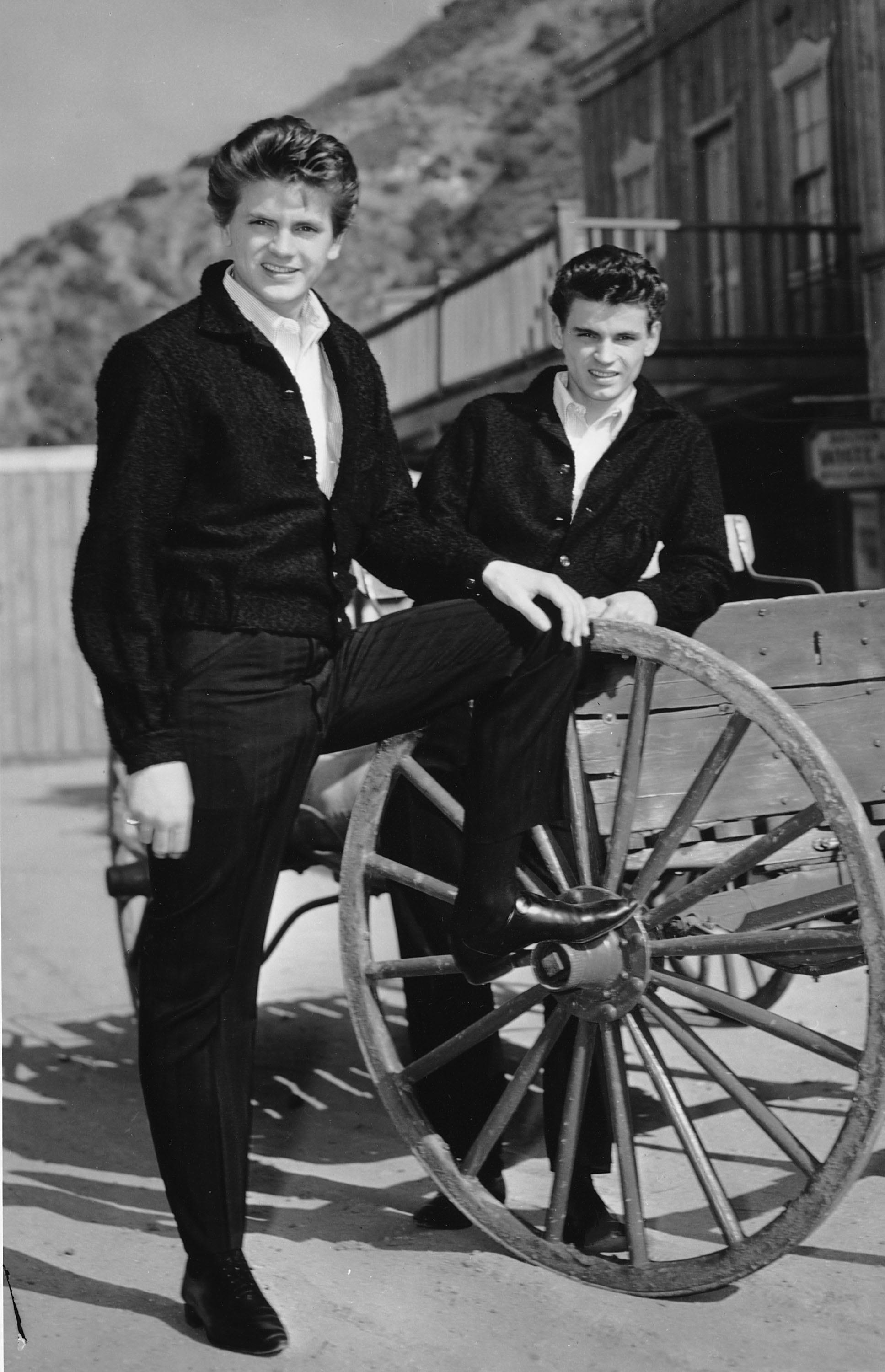 The Everly Brothers w 1960 roku