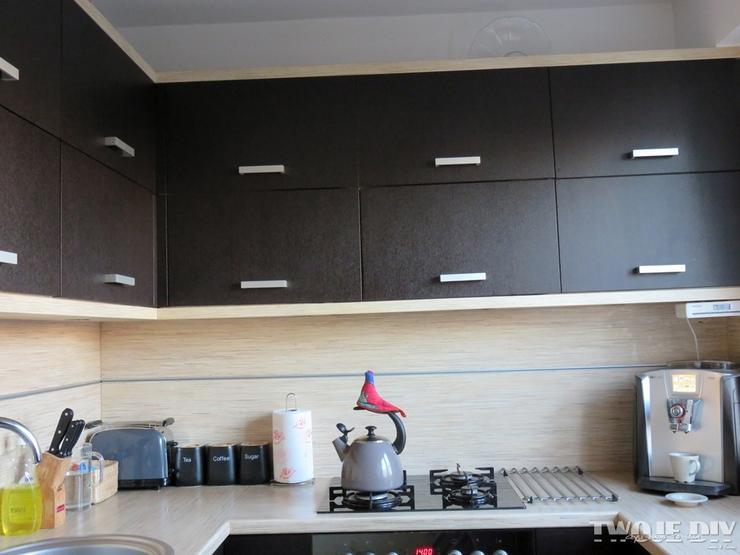 Jak urządzić małą kuchnię w bloku? Metamorfoza kuchni Kasi