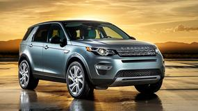 Land Rover Discovery Sport – wszechstronny SUV