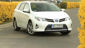 Toyota Auris Hybrid | test długodystansowy