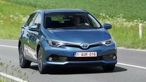 Estetyka nade wszystko - Toyota Auris po liftingu