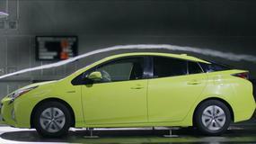 Aerodynamika Toyoty Prius