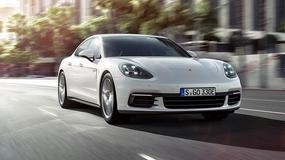 Porsche Panamera 4 E-Hybrid – hybryda do kompletu
