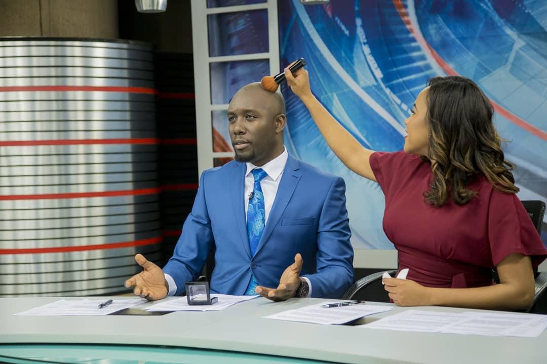 Olive Burrows speaks on marrying Dennis Okari, explains