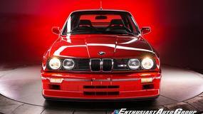 Ciekawostka z ogłoszenia: nowe BMW M3 E30 Sport Evolution