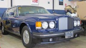 Kolekcjonerski Bentley kombi na sprzedaż