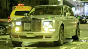 Rolls-Royce Phantom z silnikiem 2JZ pod maską