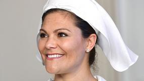 Księżniczka Victoria w uroczych stylizacjach na Święcie Narodowym Szwecji