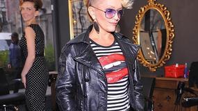 Małgorzata Ostrowska zaszalała u fryzjera