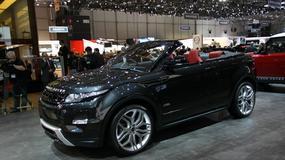 Range Rover Evoque Cabrio (Genewa 2012)