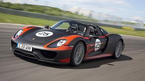 Porsche 918 Spyder – już jest!