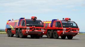 Najdziwniejsze pojazdy jeżdżące po lotniskach
