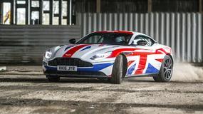 Aston Martin DB11 - szarmancki zadymiarz