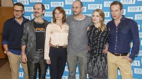 """""""Blondynka"""" powraca. Natalia Rybicka, Beata Fido i inni na konferencji prasowej serialu"""