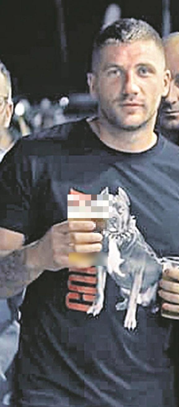 Boško, dečko Ane Nikolić