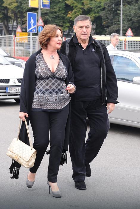 Ana Bekuta i Milutin Mrkonjić
