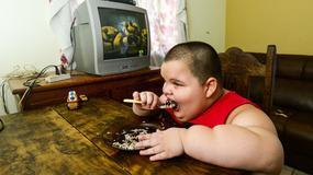 Pięcioletni chłopiec z Brazylii ma ogromną nadwagę