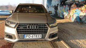Audi Q7 e-tron quattro: bezszelestny start i maksymalny komfort | TEST