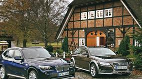 BMW X1 xDrive 23d - Ni to kombi, ni to SUV
