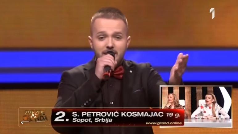 Stefan Petrović Kosmajac
