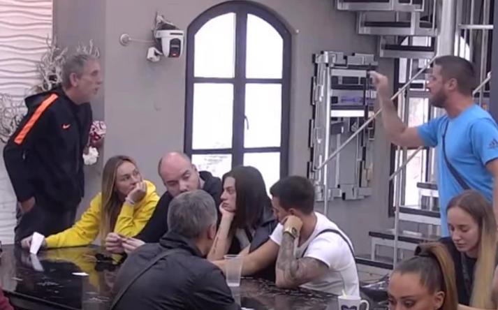 """Haos u """"Zadruzi"""": Marko Miljković se uneo Lepom Mići u lice nakon žestoke svađe!"""