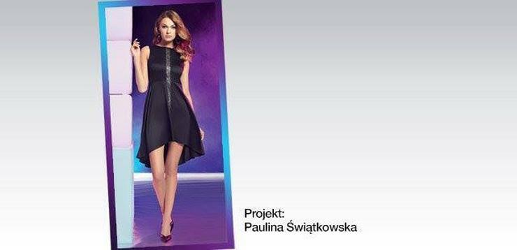 8f4432e3 Sylwestrowe sukienki od polskich projektantów w Biedronce - Vumag