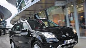 Renault Koleos – udany SUV w korzystnej cenie