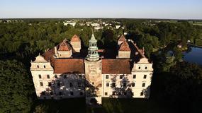 Zamek w Niemodlinie po latach wreszcie otwarty dla zwiedzających