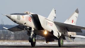 MiG-25 Foxbat - duma ZSRR i straszak na bombowce strategiczne Zachodu