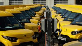 DHL buduje swoje auto, Volkswagen rozczarowany