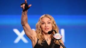 Madonna zatańczyła salsę!