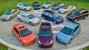 7 milionów hybryd Toyoty – zaczęło się od Priusa